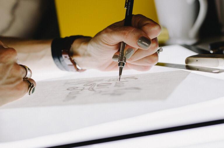 ジュエリーデザイナーのイメージ