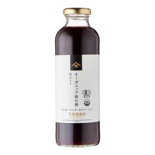 久世福商店_オーガニック飲む酢 赤ブドウ