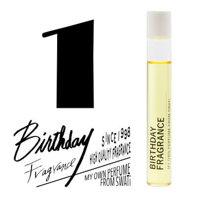 SWATi_スワティー_BIRTHDAY FRAGRANCE January(1月)