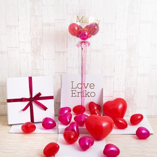 Ballon Kitchen_Surprise Heart Box_商品写真 (1)