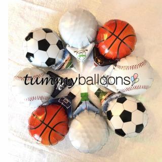 tummyballoons_プティスティックバルーン*スポーツタイプ_商品写真