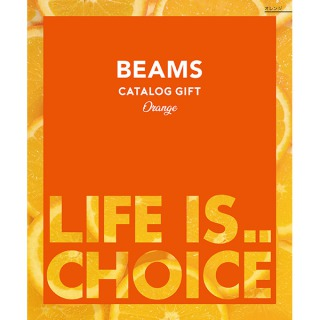ハーモニック_BEAMS CATALOG GIFTOrange