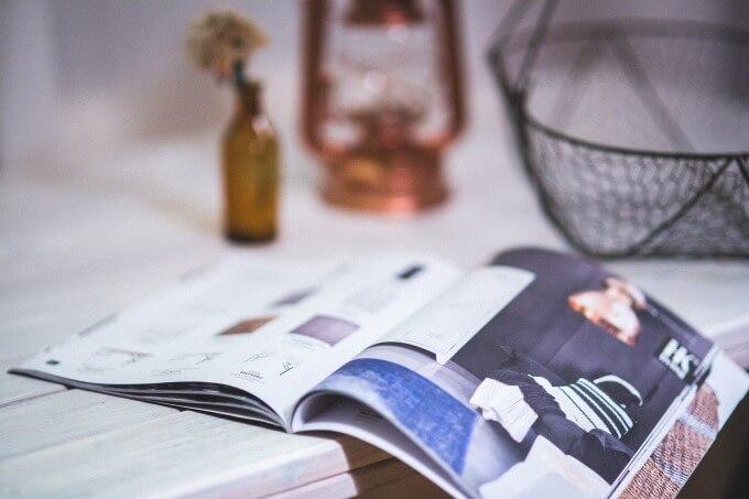 総合カタログのイメージ写真