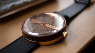 贅沢すぎる木製腕時計「VEJRHOJ(ヴェアホイ)」をレビュー_アイキャッチ