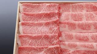 松阪牛やまと_すきやき肉_商品写真