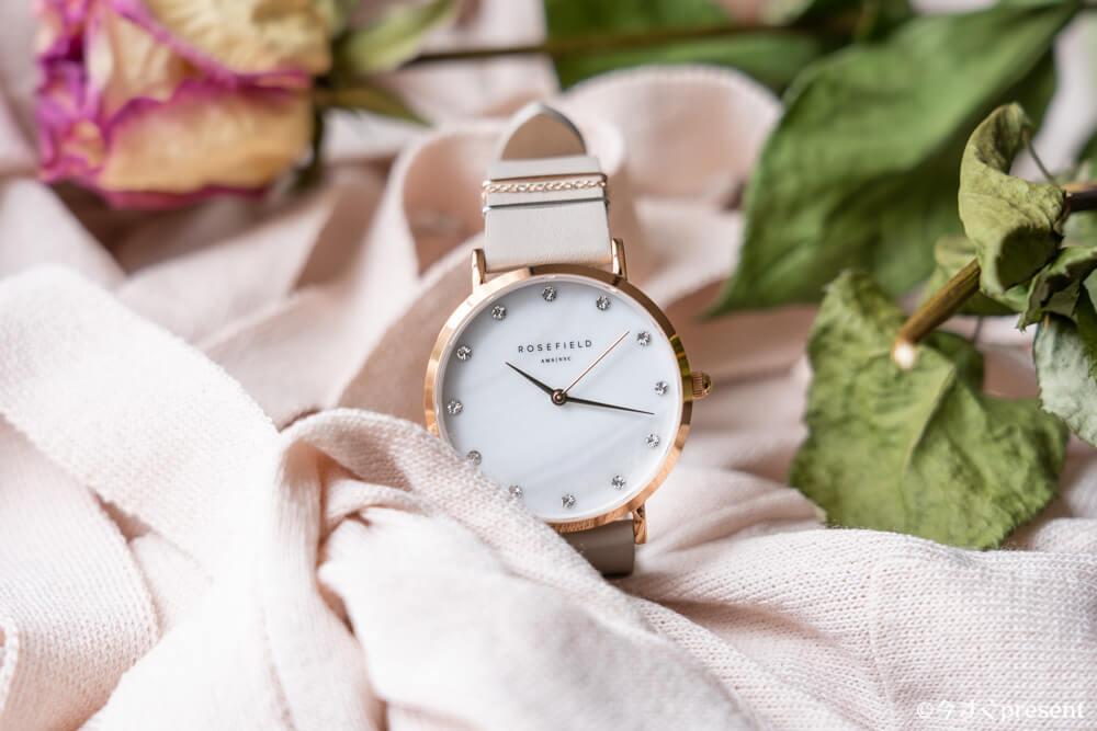 ROSEFIELD_WPCGRG-W89_腕時計