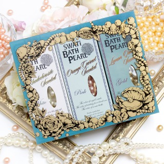 【GIFT SET】SWATi BATH PEARL COLLECTION_商品写真