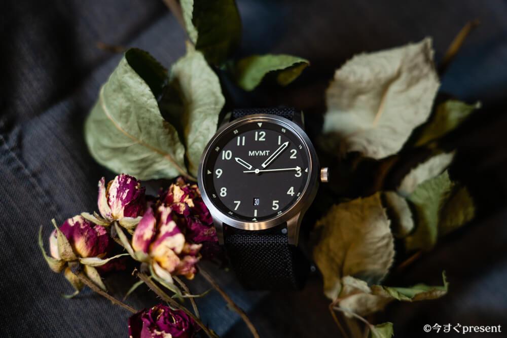 MVMT_レビューする腕時計