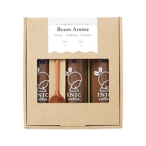 INIC coffee Beans Aroma スペシャルボックス