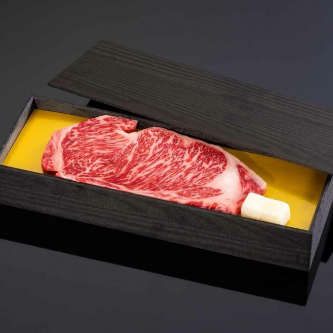 Meat Factory_熊野牛ステーキ極上サーロイン 200g