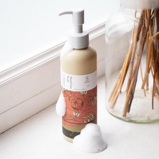 SWATi_Hand Care Wash(Vanilla & Sunset sea)_商品写真