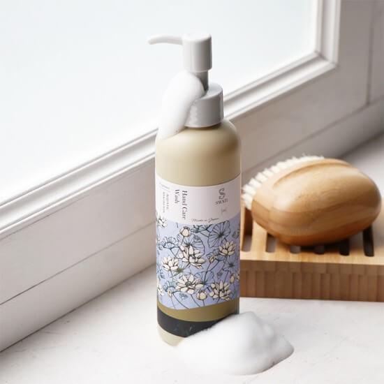 SWATi_Hand Care Wash(Aquatic Magnolia)_商品写真