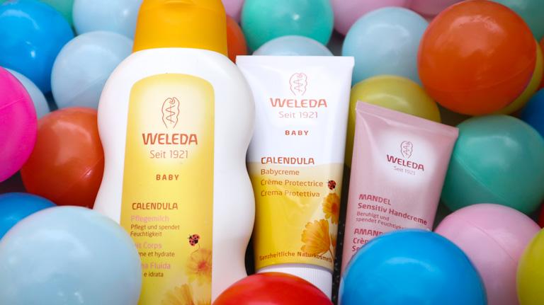 WELEDA_ベビー ファーストオーガニックギフト_全体パッケージ1