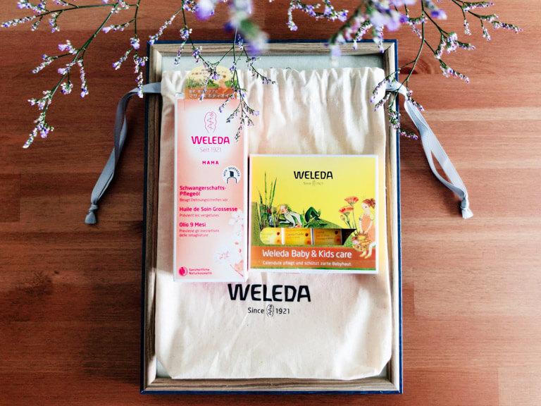 WELEDA_ベビー&ママハーモニーギフト_デザイン