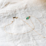 天然石を贅沢に。sowiのネックレスをレビュー(サマーコレクション)
