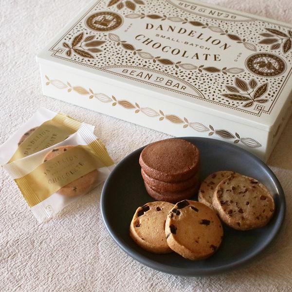 Dandelion Chocolate_クッキーアソート_商品写真