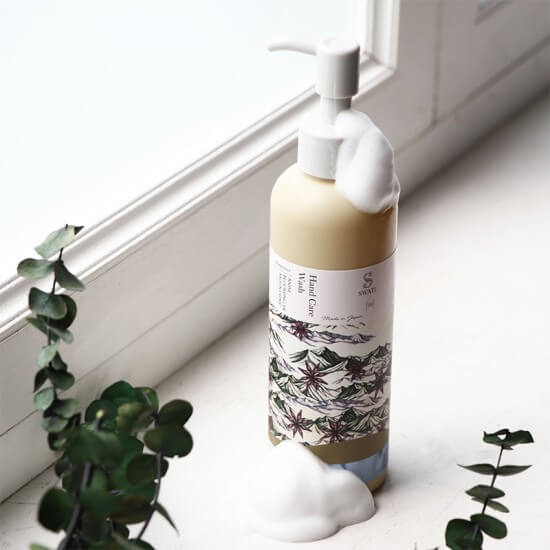 SWATi_Hand Care Wash(Anise blooming in Mountains!.)_商品写真