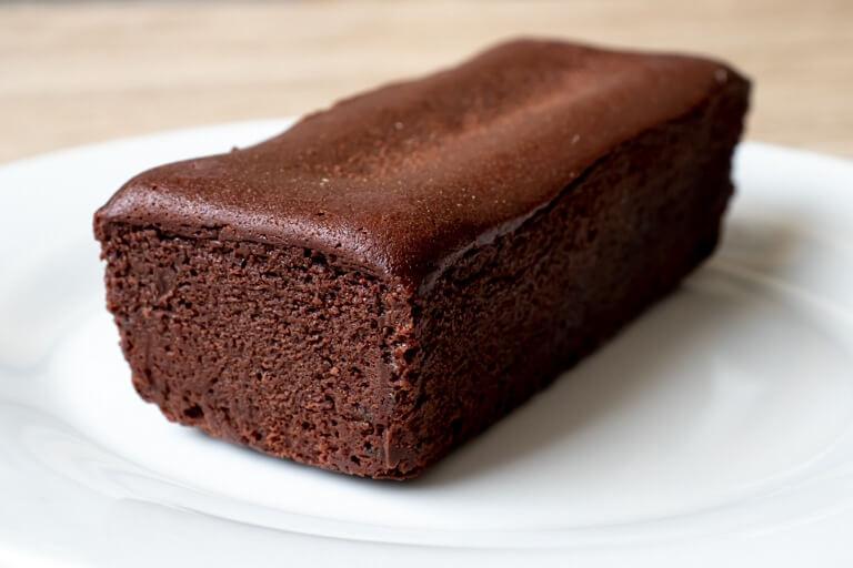 Dandelion Chocolate_ガトーショコラ_実食1