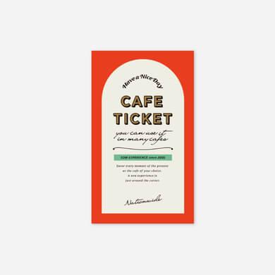 SOW EXPERIENCE_カフェチケット全国版