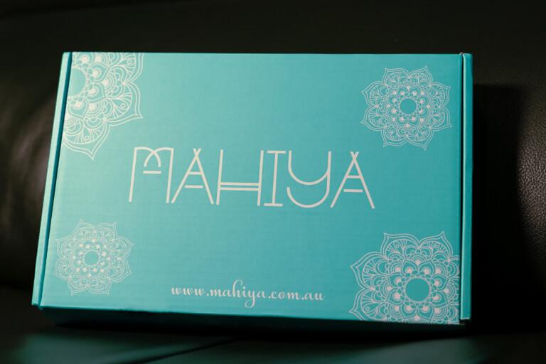 MAHIYA_マヒヤ_コーチェラフェスティバル クロスボディバッグ_ボックス写真