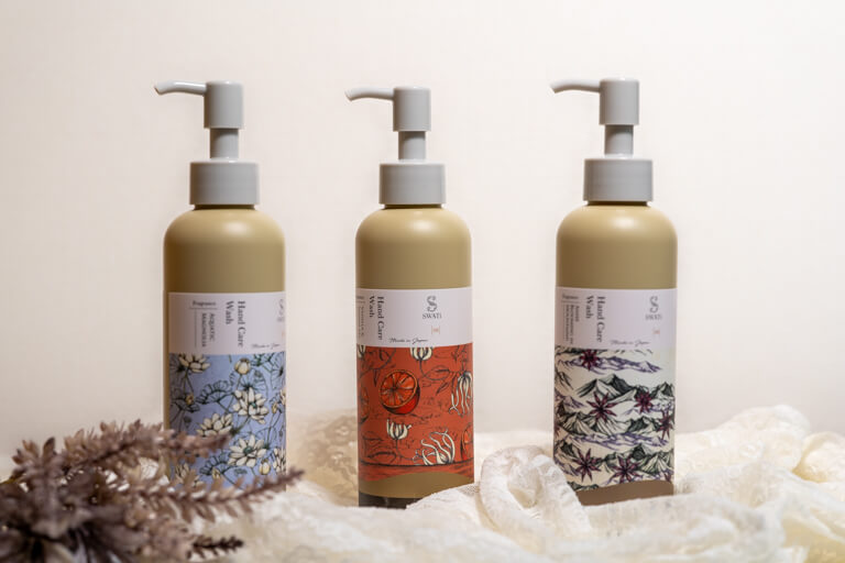 SWATi_スワティー_Hand Care Wash(ハンドケアウォッシュ)