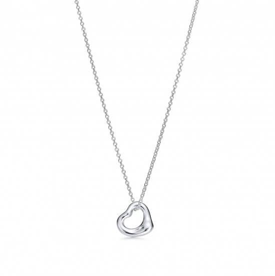 Tiffany & Co._ティファニー_エルサ・ペレッティ オープン ハート ペンダント_商品写真