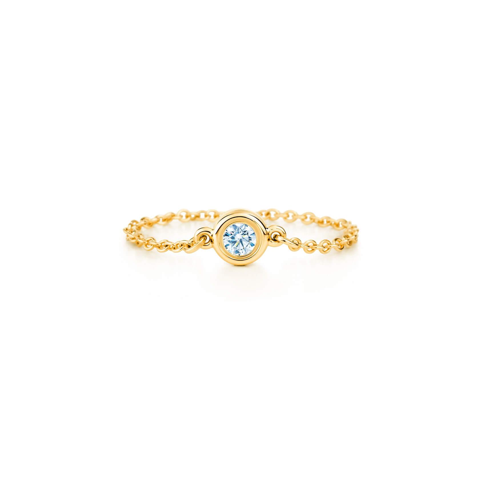 Tiffany & Co_ダイヤモンド バイ ザ ヤード リング_商品写真