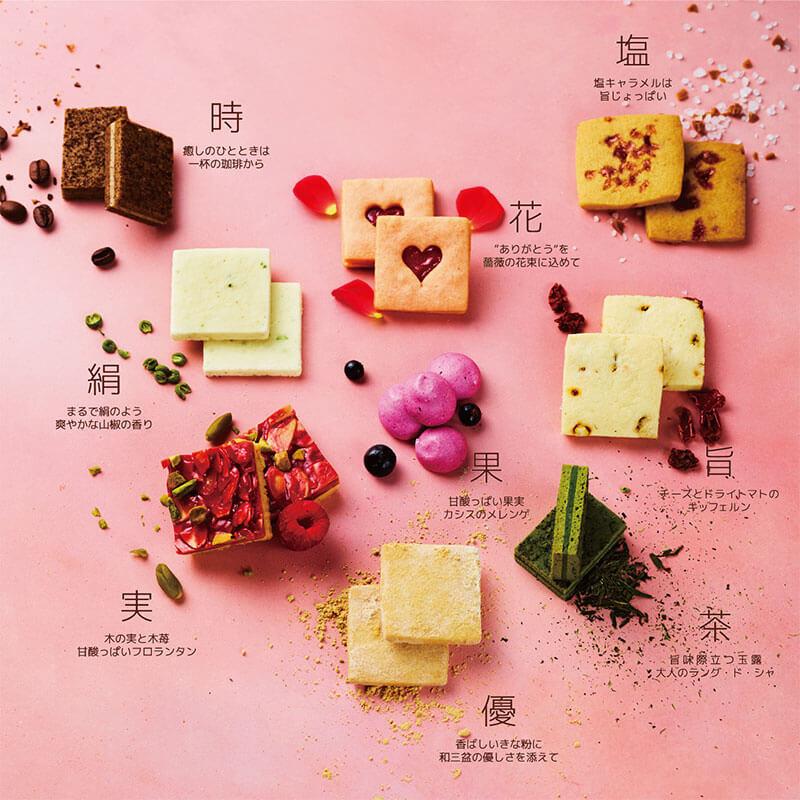ポアール-merci-クッキー3