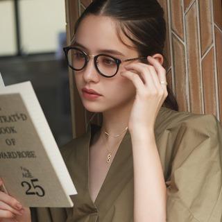 43_AHKAH_【ELLE girl online 掲載】ティナリンク ネックレス_商品写真2