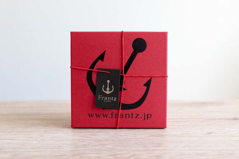 神戸フランツ_神戸魔法の壺プリン_ボックス