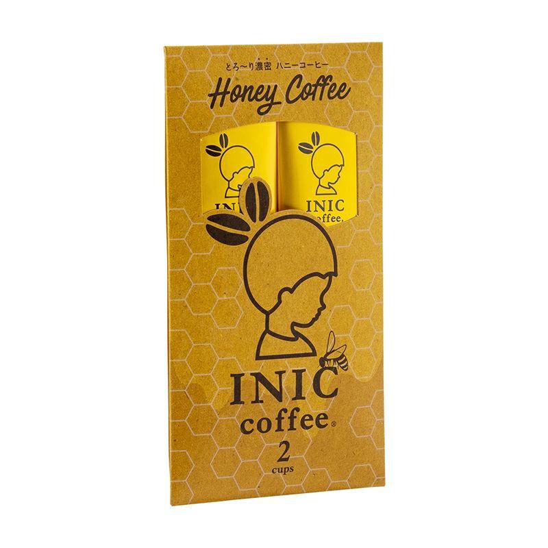 INIC coffee_ハニーコーヒー_商品写真1