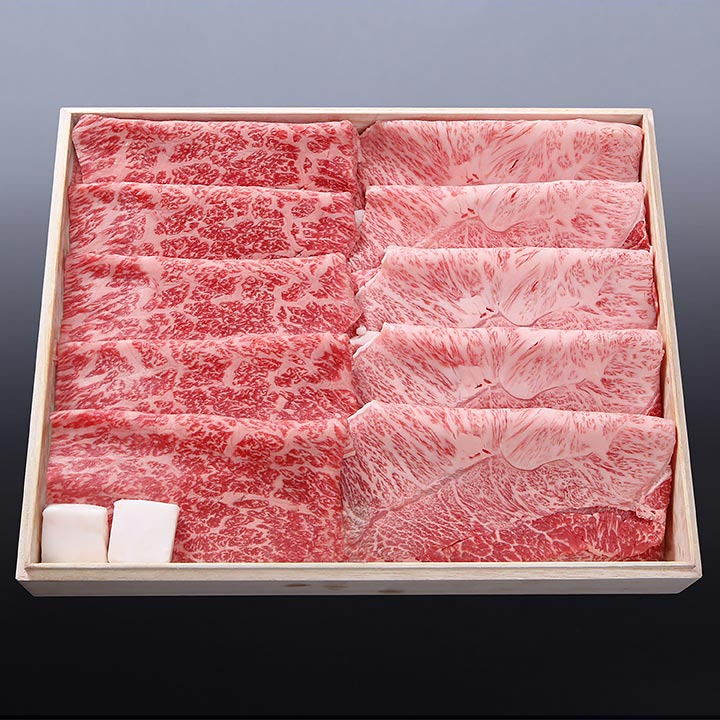 松坂牛やまと_松阪牛肩×モモすき焼き用(わりした付き)