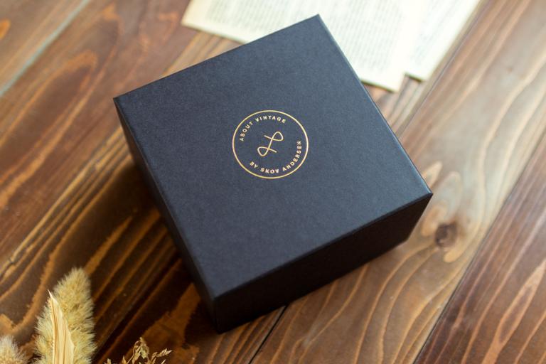 About Vintage_アバウトヴィンテージ__1844 CHRONOGRAPH STEELBLACK_ボックス