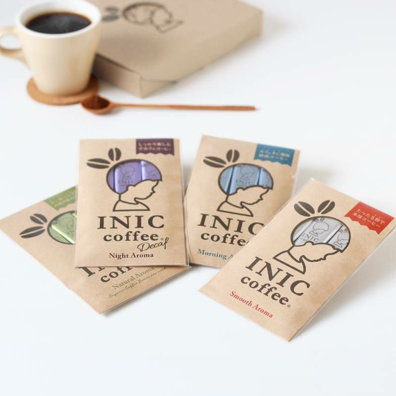 INIC coffee_INIC Assort Gift_イニック アソートギフト_商品写真1