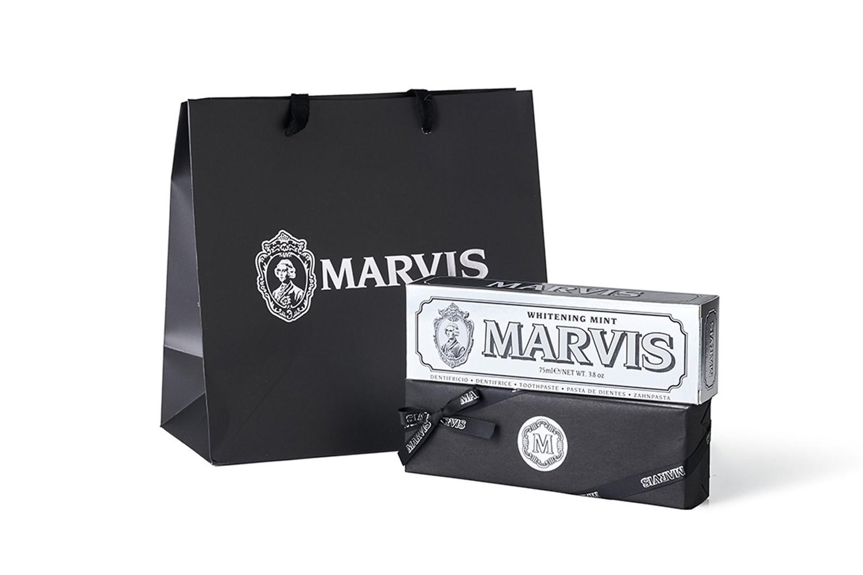 MARVIS_ホワイト・ミント_商品写真1