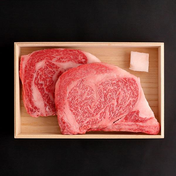 神戸ぐりる工房_【ギフト】A5等級神戸牛 リブロースステーキ_商品写真