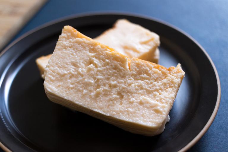 Cheesecake HOLICクリームチーズケーキ_断面