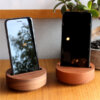 Hacoa_Wooden Speaker Drum_商品写真