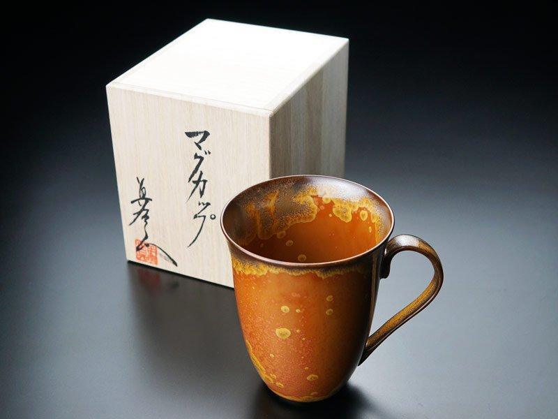 JTOPIA_有田焼広口マグカップ_商品写真①