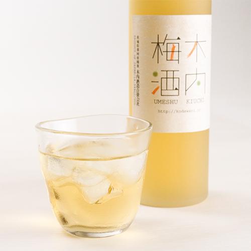 木内酒造合資会社_木内梅酒_商品写真①