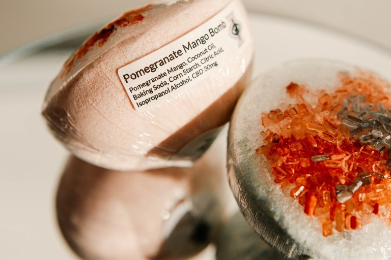 入浴剤のイメージ写真