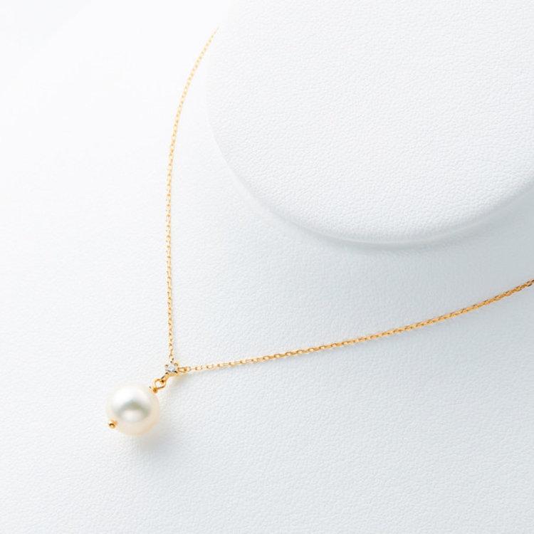 BLOOM_あこや真珠のネックレス