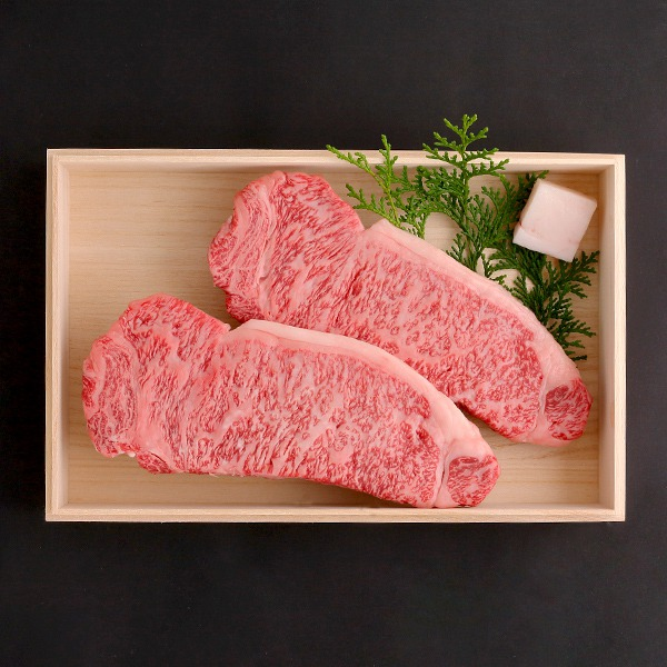 神戸ぐりる工房_A5等級神戸牛 サーロインステーキ