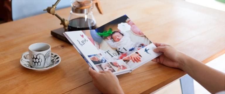 富士フイルム_塩銀写真仕上げのフォトブック
