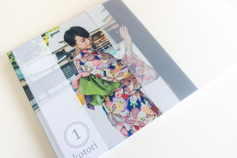 MyBook_マイブック_透明のブックケースに入れている写真