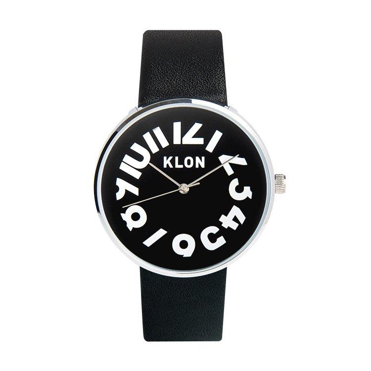 KLON_HIDE TIME BLACK