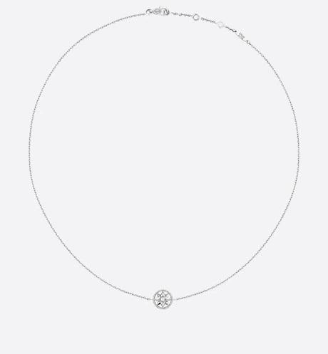 Dior_XS ROSE DES VENTS ネックレス