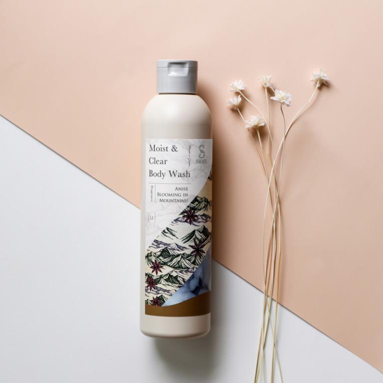 SWATi_Moist & Clear Body Wash(Anise blooming in Mountains!)_商品写真1