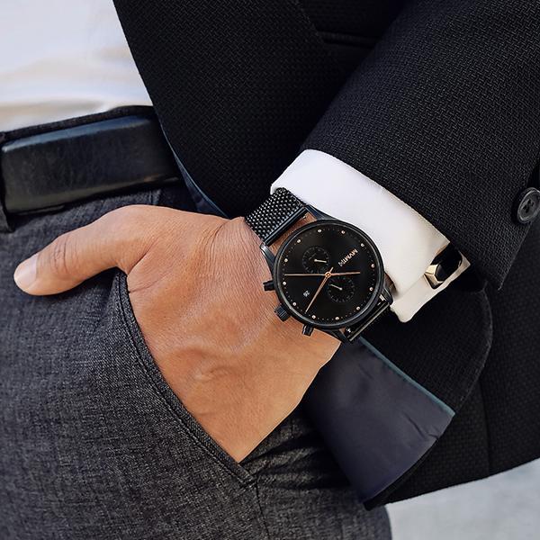 MVMT_メンズ腕時計_スタイリッシュなデザインのイメージ