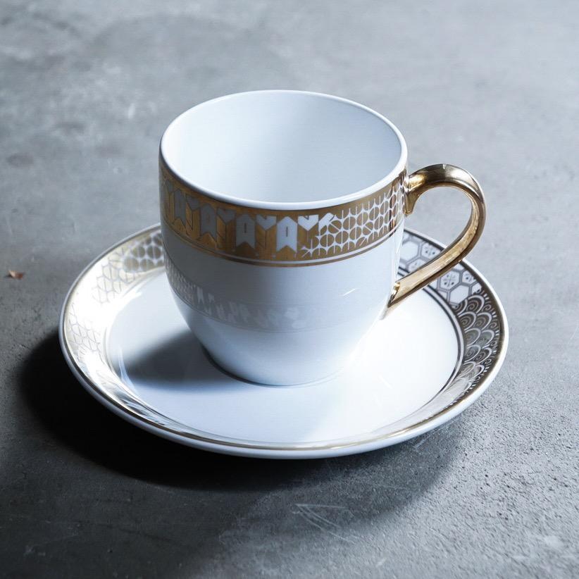 Lilo Coffee Roasters_CUP & SAUCER KISSA Limited_商品写真①
